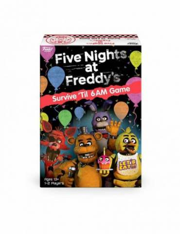 Five Nights at Freddy's: Survive 'Til 6AM