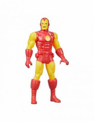 Figura Marvel Legends Retro: Iron Man 9