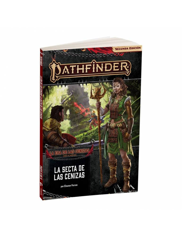 Pathfinder 2ª ed: La Era de las cenizas 2 - La Secta de las Cenizas