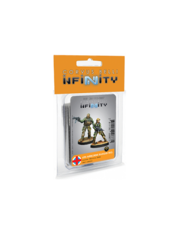 Infinity: 6th Airborne Ranger Reg