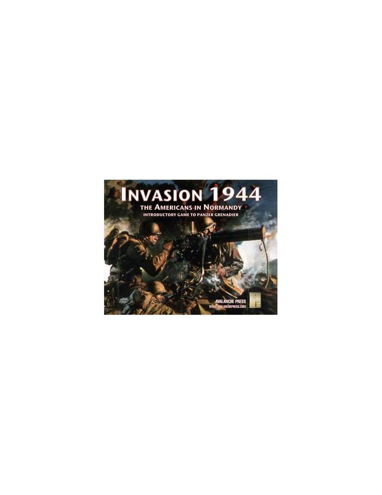 Invasion 1944: The Americans in Normandy - Introductory Game to Panzer Grenadier