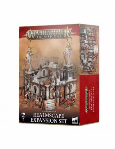 Warhammer Age of Sigmar: Set de expansión Realmscape Edición Extremis
