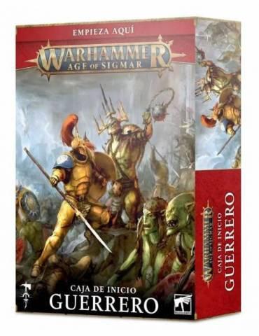 Warhammer Age of Sigmar Warrior Starter Set (Inglés)
