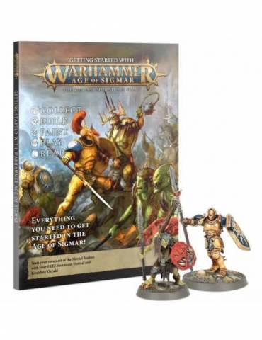 Getting Started With Warhammer Age of Sigmar (Inglés)
