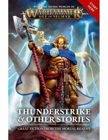 Thunderstrike & Other Stories (Paperback) (Inglés)