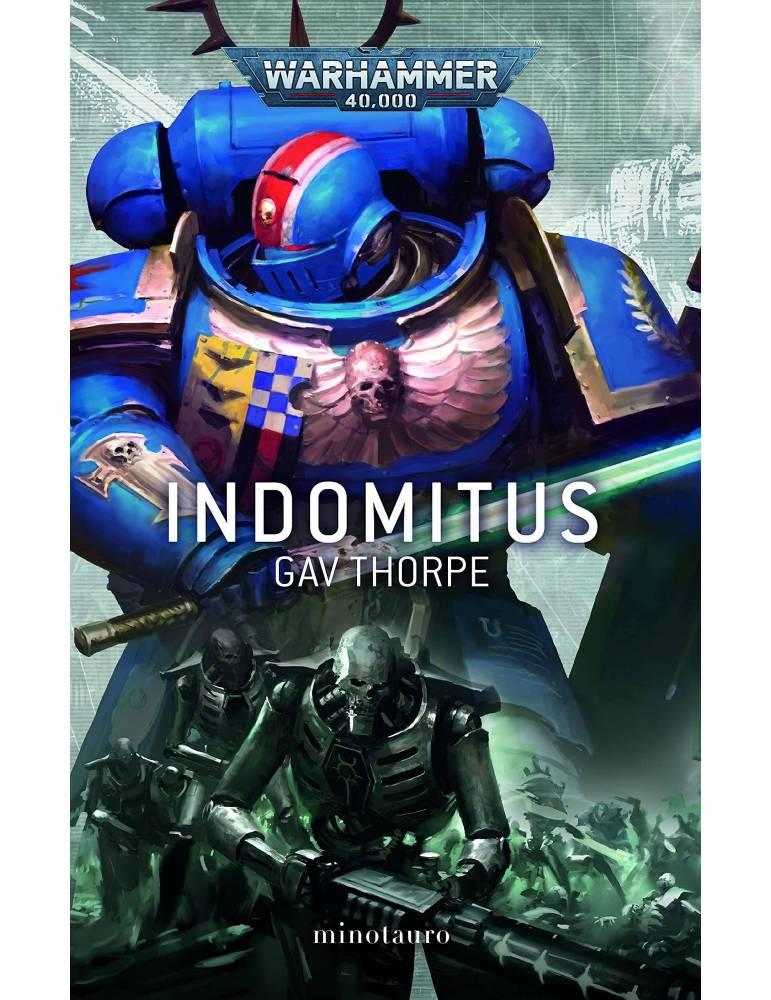 Indomitus (Paperback) (Inglés)