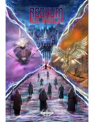 Regnum Ex Nihilo: Los Mundos de Regnum