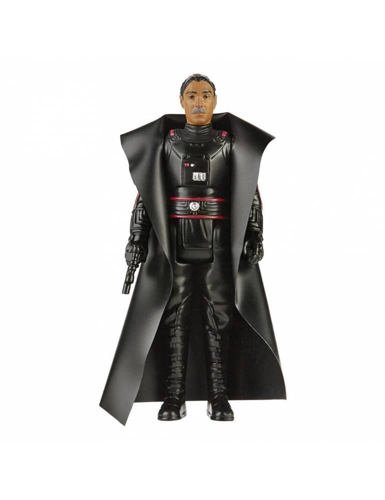 Figura Star Wars The Mandalorian Retro Collection: Moff Gideon 10 cm