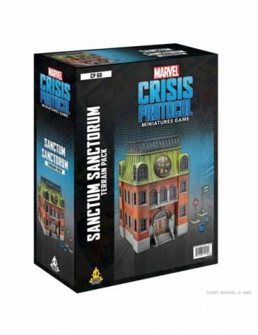 Crisis Protocol: Sanctum Sanctorum Terrain