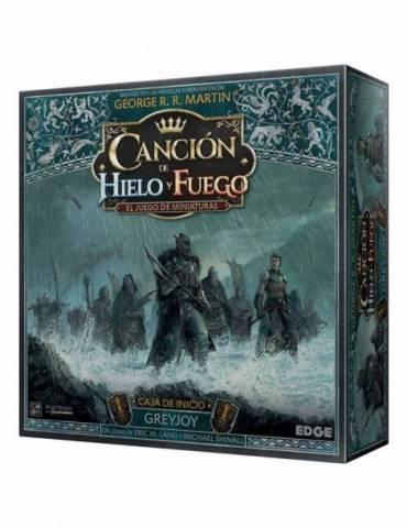 Canción de Hielo y Fuego el juego de miniaturas: Greyjoy