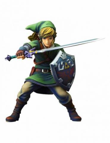 Estatua The Legend Of Zelda: Skyward Sword Link(Re-Run)