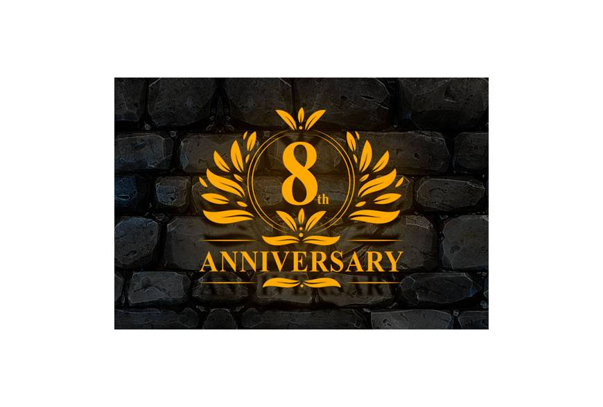 8º Aniversario