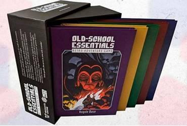 Old-School Essentials