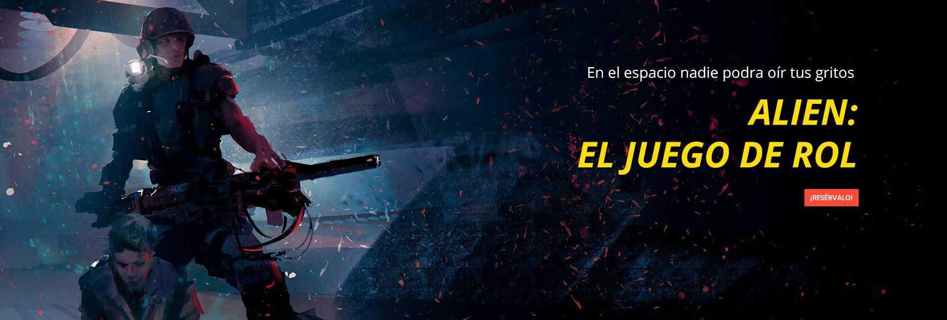 Alien: El juego de rol