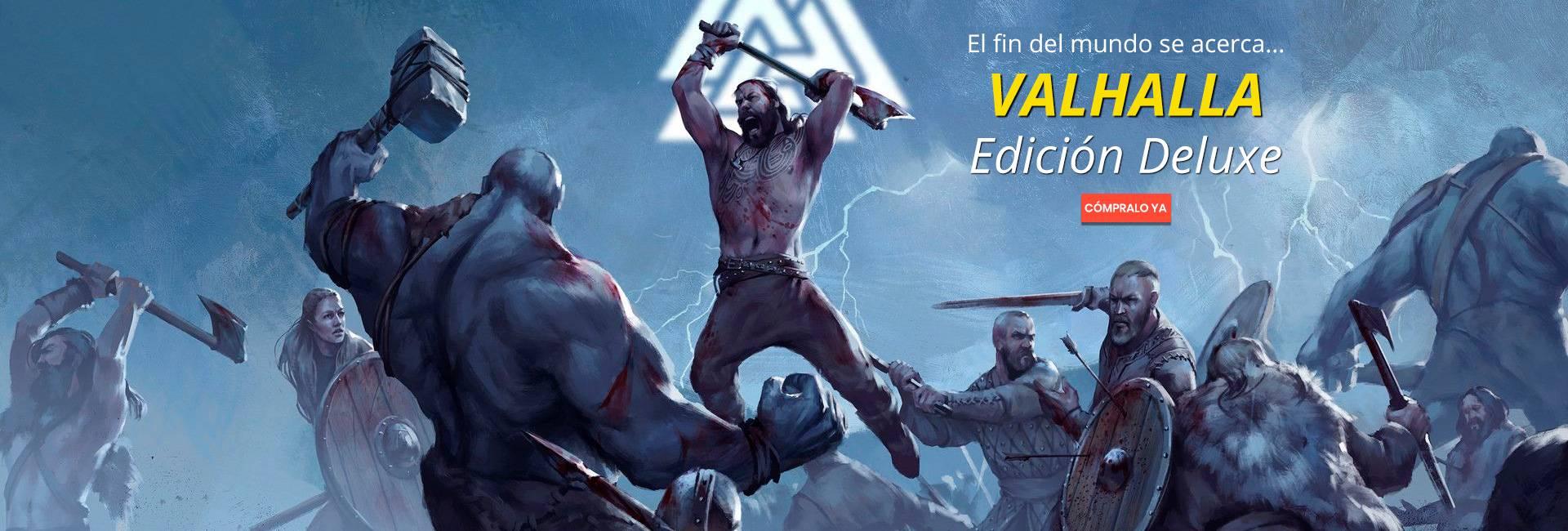 Valhalla: Edición Deluxe